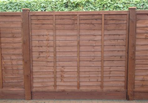 3ft Trellis Panels 6ft X 3ft Waney Fence Panel