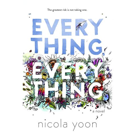 everything you a picture book books everything everything by nicola yoon reviews