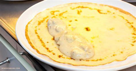 cara membuat pancake lipat cooking diary swedish pancake with mushrooms filling