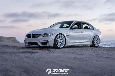 white bmw alpine white bmw f80 m3 on hre r101lw wheels