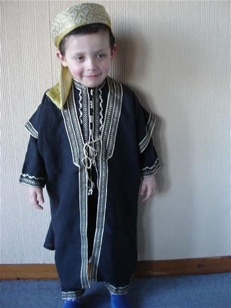 Morocult Moroccan Traditional Dress Of Kids