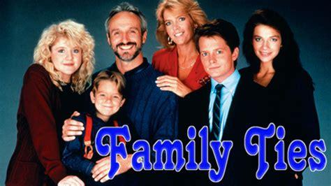 family ties tv fanart fanart tv