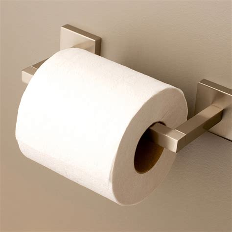 toilet paper roll holder lineal double post toilet tissue holder paper roll