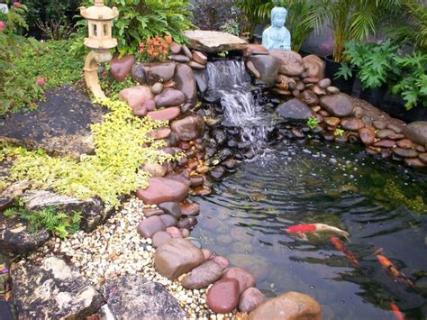 ponds waterfalls and vistas asian landscape other