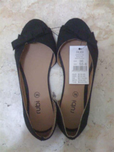Sandal Wanita Rubi Shoes 6 random giveaway a pair of rubi shoes blancnotes