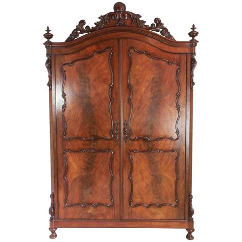 biedermeier armoire 19th century austrian biedermeier armoire for sale at 1stdibs