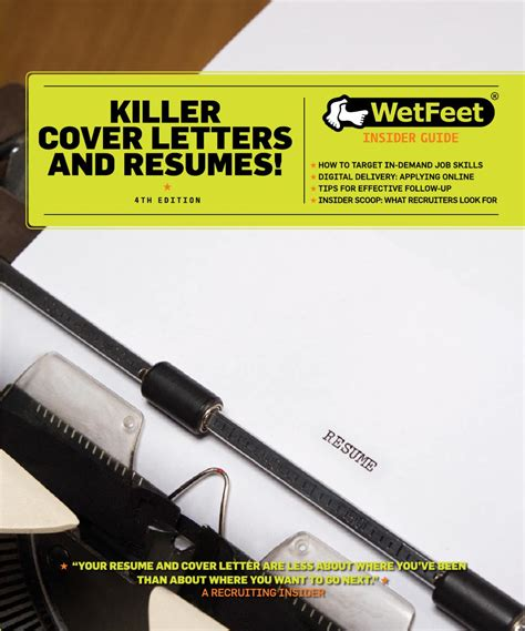 9 Resume Killers by Killer Cover Letters And Resumes By Universum Issuu