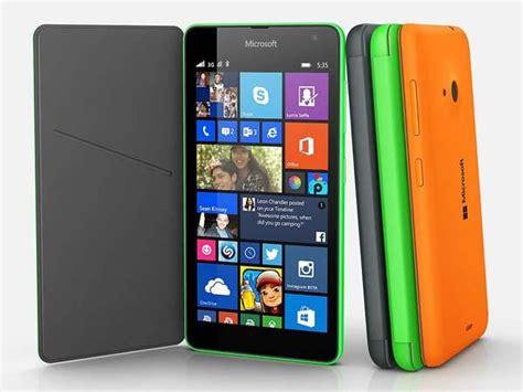 Microsoft Phone 535 Microsoft Lumia 535 Windows Phone Announced Gadgetsin