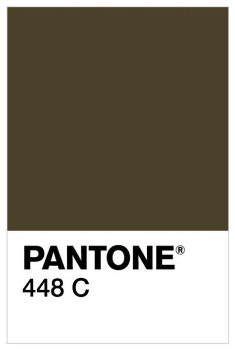 pantone 448 c 191 cu 225 l es el color m 225 s feo del mundo provincia