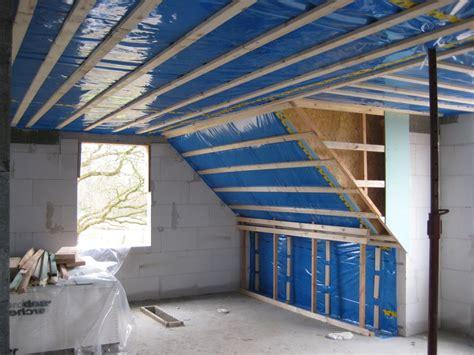 Wie Dämme Ich Ein Dach Innen 3141 by Dach Team Massivhaus Baublog