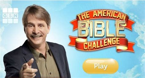 jeff foxworthy bible challenge jeff foxworthy gets a in the american bible