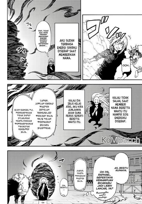tensei shitara slime datta ken chapter  mangashiro
