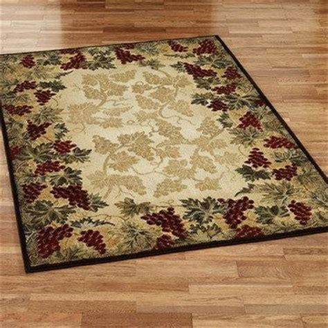 Wine Kitchen Rugs Grape And Wine Home Decorating A Home Like No Other The Fruity Kitchen Kitchen