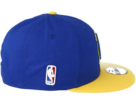 golden state warriors new year snapback golden state warriors jr blue yellow snapback new era