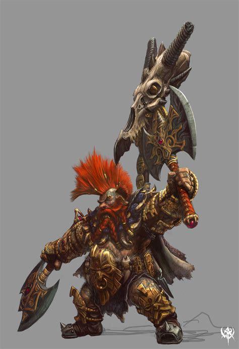 Dwarfs Warhammer karaz a karak grand floor hypothetical war