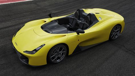 dallara stradale is a ford powered speedster that turns