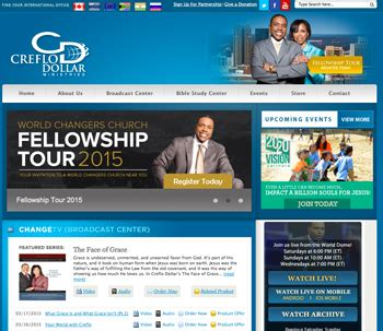 Www Töff Center Basel by Creflo Dollar Website