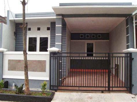 model desain garasi mobil minimalis 30 elegan model rumah minimalis pintu sing hgd6