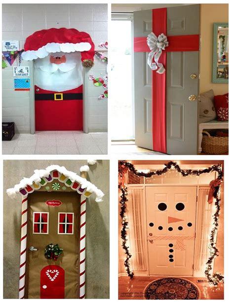 ideas para decorar ventanas exteriores en navidad ideas para decorar puertas en navidad patrones gratis