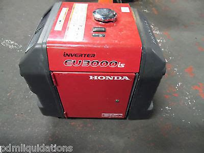 Honda Eu3000is For Sale by Honda Generator 3000is For Sale Classifieds