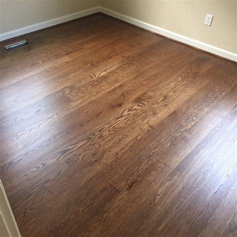 oak hardwood floor stain colors white oak duraseal provincial and 3coats of bona traffic