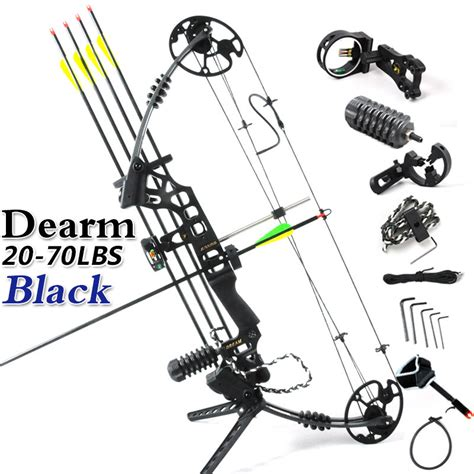 Set Rumbai Bow New yicomm caza arco y flecha conjunto m120 sue 241 o versi 243 n en