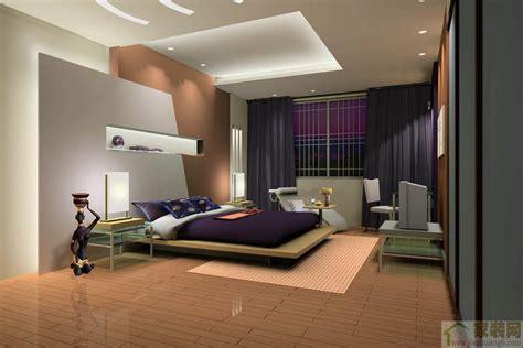 家装效果图 卧室装修004 卧室