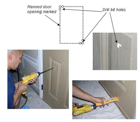 How To Install A Cat Door by Hale Pet Door Installation