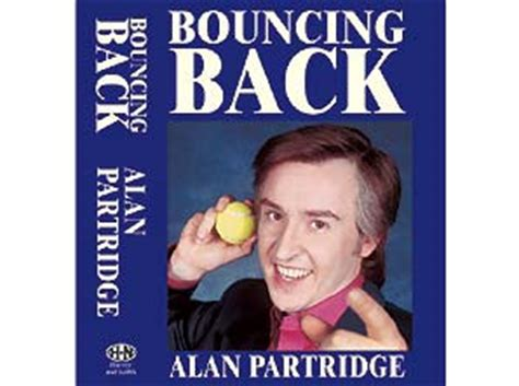 finds bounce books quot bouncing back quot book cover dedicated alan partridge site