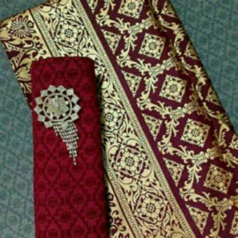 Rnb Batik Danabrata Adem Halus 1 kain batik prada kain embos pekalongan grosir murah modern adem halus baju pria wanita seragam