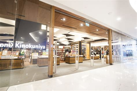 bookshops in thailand books kinokuniya
