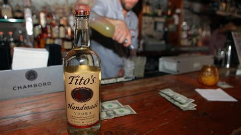Titos Handmade Vodka Review - tito s vodka is not handmade lawsuit claims