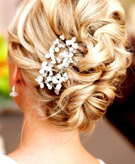 Lockere Brautfrisuren by S Bun Wedding Hairstyle Hair Makeup