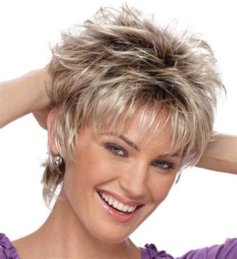 mature hairstyles back view older women short haircuts front and back views short