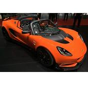 Lotus Elise Cup 250 Fastest Ever Lands In Geneva By