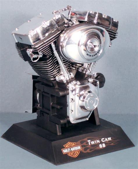 Harley Davidson 88 Engine by Testors 457 1 4 Harley Davidson 88 Engine Kit