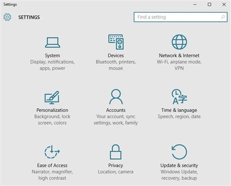 how to control windows 10 the settings guide makeuseof the difference between the control panel settings menus