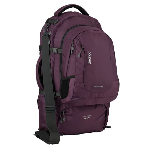 Travel Backpack vango freedom travel backpack purple buy