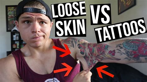 loose skin amp tattoos mornin oats youtube