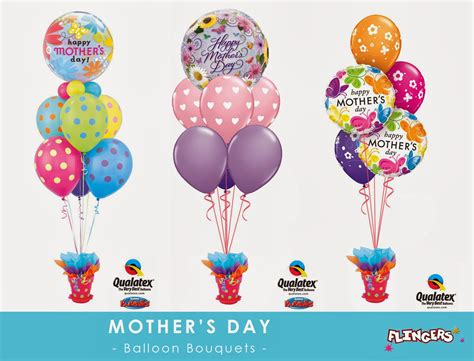 balloons for s day flingers shop mothering sunday balloon bouquets