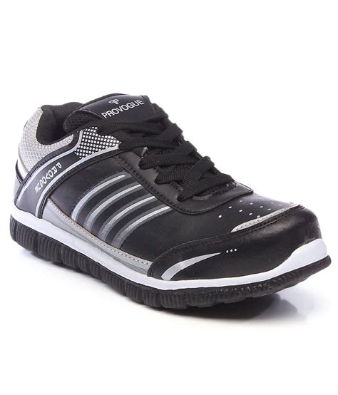 provogue black casual shoes price in india buy provogue