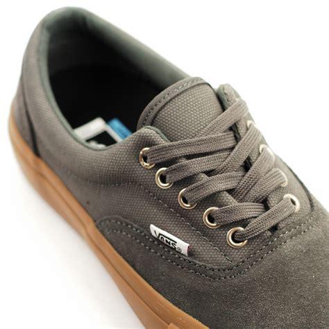 Vans Era Pro Pewter vans era pro pewter gum forty two skateboard shop