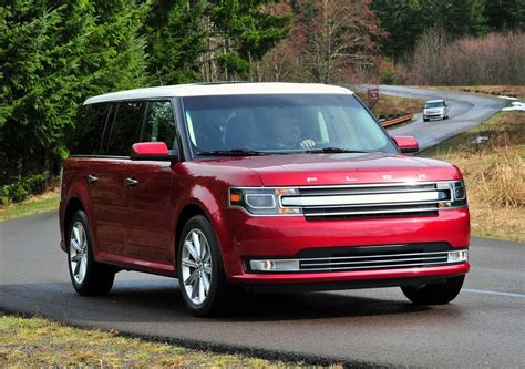 2013 Ford Flex Review, Ratings, Specs, Prices, and Photos