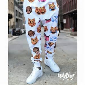 female emoji joggers pre order kidd chief