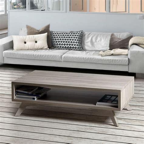 Table De Salon Scandinave by Table Basse Style Scandinave Brin D Ouest