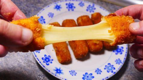 recetas de cocina faciles receta dedos o palitos de queso recetas de cocina