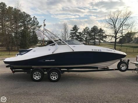 sea doo wave boat for sale sea doo boats for sale boats