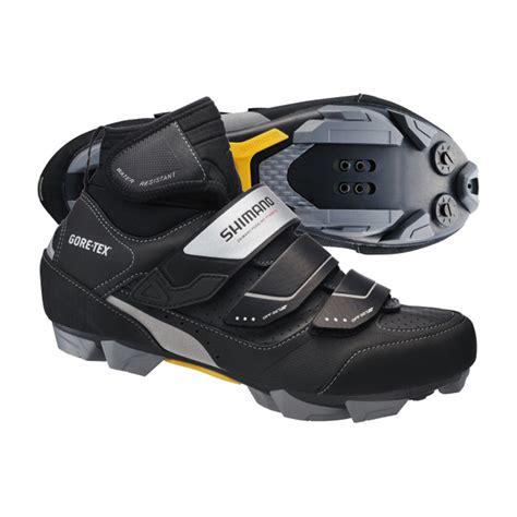 waterproof bike shoes shimano mw81 winter waterproof mtb bike spd shoes boots