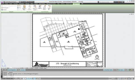 layout autocad erstellen erstellen einfacher grundrisse von einer