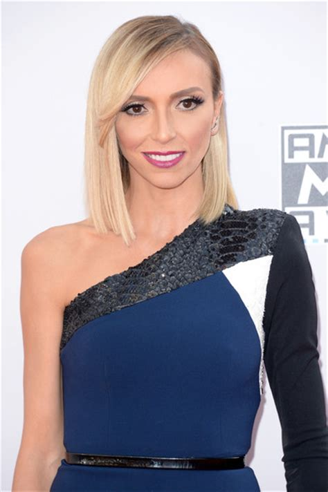 julia rancic new haircut more pics of giuliana rancic medium straight cut with